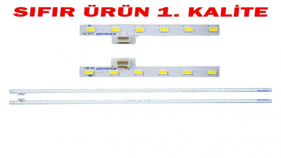 74.42T35.001-0-DX1, 74.42T31.002-0-DX1, T42-40L, T42-40R, SONY KDL-42W650A, KDL-42W655A, KDL-42W815B LED BAR 40LED 463MM